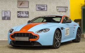 Picture Aston Martin, Vantage
