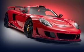 Picture machine, car, Porsche