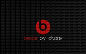 Picture texture, sound, logo, brand, beats by dr.dre, beats, beats audio