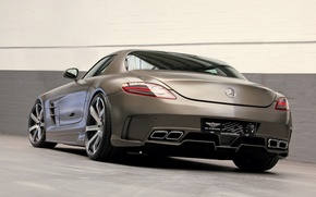Picture Mercedes-Benz, tuning, sls