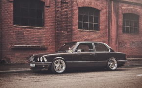 Picture BMW, coupe, BMW, The 3 series, E21