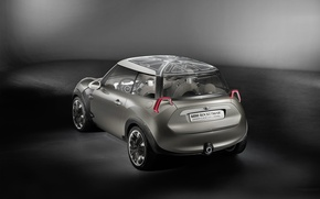 Picture Mini, concept, Rocketman