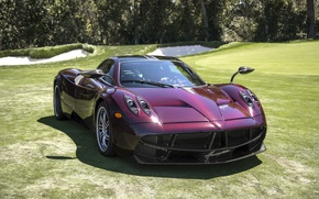 Picture Red, Pagani, Carbon, To huayr