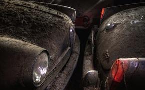 Picture background, scrap, Bumper to Bumper