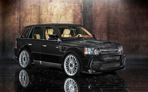 Picture Land Rover, Range Rover, Car, Black, Machine, Tuning, Sport, Rover, Automobiles, Wheels