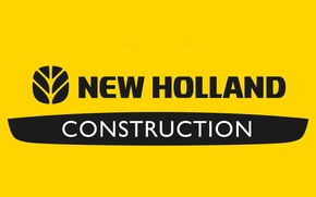 Picture logo, construction, farming, newholland