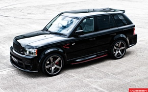 Picture Land Rover, Range Rover, tuning, vossen
