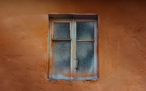 Picture wall, color, window