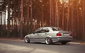 Picture BMW, stance, E36