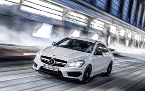 Picture Mercedes, AMG, CLA45