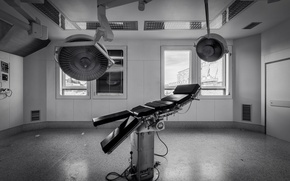 Picture room, hospital, cirurgy