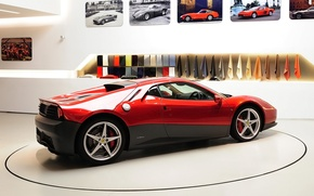 Picture car, Ferrari, autowalls, hd wallpaper, Ferrari SP12 EC