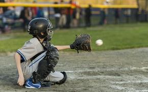 Picture sports, baseball, pitcher, catcher, little league