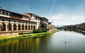 Picture landscape, the city, Italy, Florence, italy, Berdnik photo, fiorence
