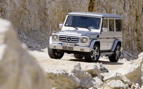 Picture machine, auto, mountains, Wallpaper, car, jeep, SUV, wallpaper, mercedes, Mercedes, cars, benz, amg, g, g55, ...