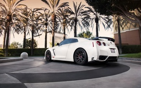 Picture car, tuning, Nissan, rechange, Nissan GT-R