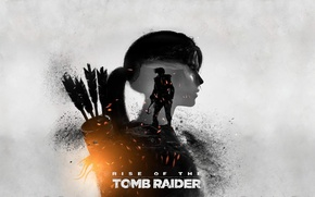 Picture Tomb Raider, Lara Croft, Rise of the Tomb Raider