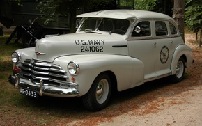 Picture Chevrolet, war, car, world, Second, times, Fleetmaster