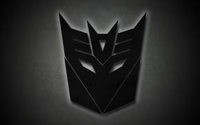 Picture transformers, emblem, the Decepticons
