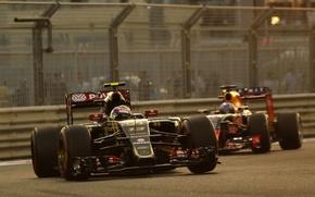 Picture Lotus, Twilight, Formula 1, Pastor Maldonado, E23