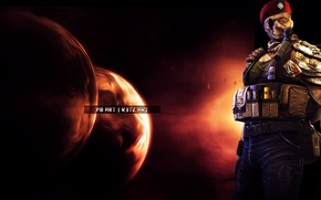 Picture space, zombies, shooter, Point Blank, skins