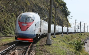 Picture speed, Railroad, Peregrine