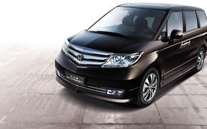 Wallpaper Honda, Honda, van, Elysion, elysion