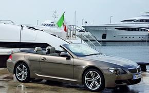 Picture machine, bmw, yachts