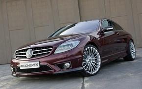 Picture Mercedes-Benz, Design, Kicherer, Tuning, CL65