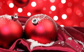 Wallpaper holiday, background, Christmas decorations, Wallpaper, new year, mood, balls, celebration