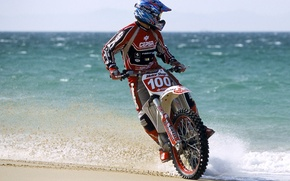 Picture motorcycle, race, bike, motocross