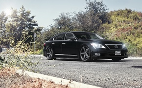Picture tuning, sedan, Lexus, lexus ls
