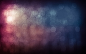 Picture circles, abstraction, patterns, paint, colors, circles, patterns, bokeh, bokeh, abstraction, 2560x1600