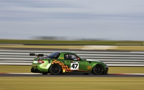 Picture race, tuning, Mazda, track, Mazda, miata, GT4, MX-5