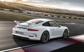 Picture speed, track, 911, Porsche, car, GT3