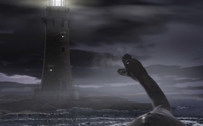 Picture monster, Lighthouse