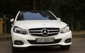 Picture machine, mercedes, Mercedes