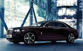 Picture car, Rolls Royce, Ghost