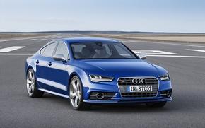Picture Audi, Sportback, 2015