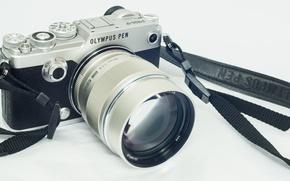 Picture Olympus, camera, PEN