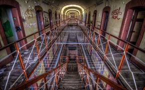 Picture background, prison, Shiloh Ranch Prison