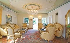 Picture room, Prague, The Czech Republic, Alсhymist hotel