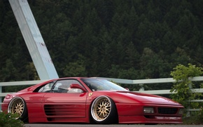 Picture ferrari, Ferrari, 348
