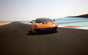 Picture McLaren, auto, MP4-12C, track, Sprint, superca