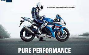 Picture Suzuki, GSX, R1000