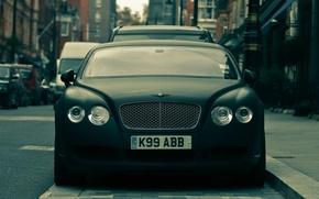 Picture auto, Machine, Bentley Continental, Bentley Continental GT