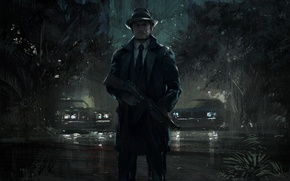 Picture The game, Games, Vito Scaletta, Vito Scaletta, 2K Games, Mafia III, Mafia 3