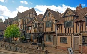 Picture England, UK, England, Warwick, Lord Leycester Hospital, Warwick
