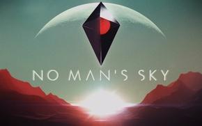 Picture horizon, game, No Man's Sky, Hello Games