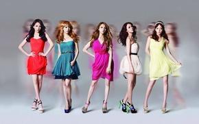 Picture music, girl, nicole, black, kpop, korea, hara, gyuri